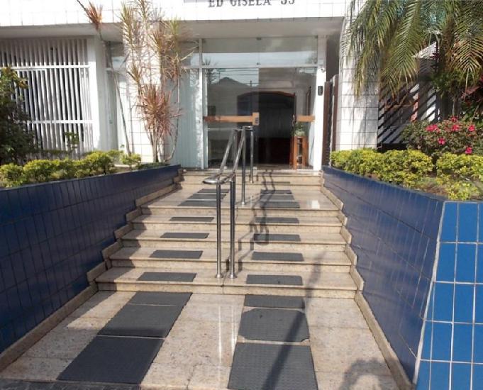 Apartamento residencial gonzaga ref: 444271