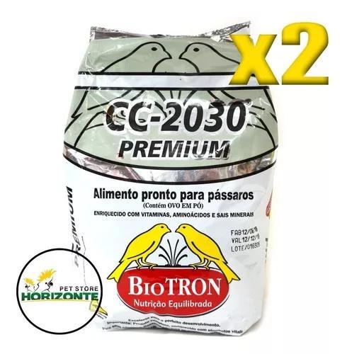 Kit 2 farinhada cc 2030 pr