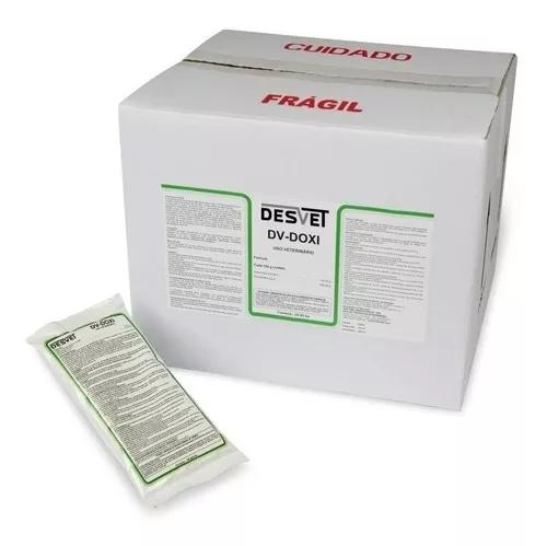 Kit 4 unid.dv-doxi doxiciclina antibiotico 100g frete gratis