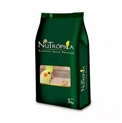 Nutrópica ração natural para calopsita - 5 kg