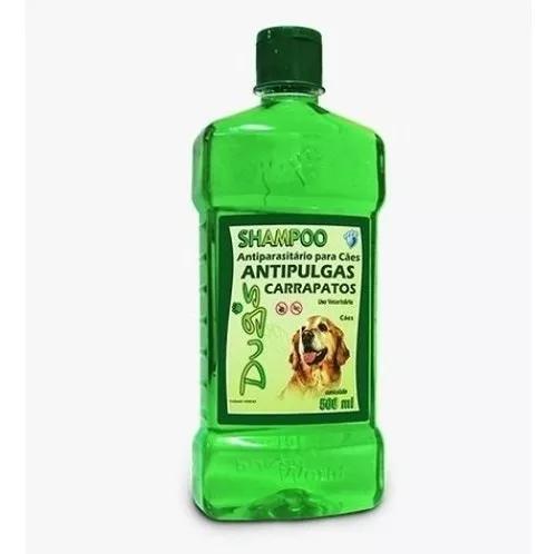 Shampoo dugs anti-pulgas e carrapatos para cães -