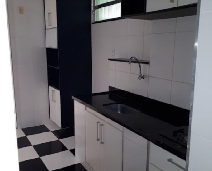 Apartamento em duque de caxias, 2 quartos, centro
