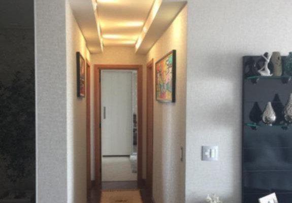 Apto 158 m² 3 suítes, centro de sbcampo