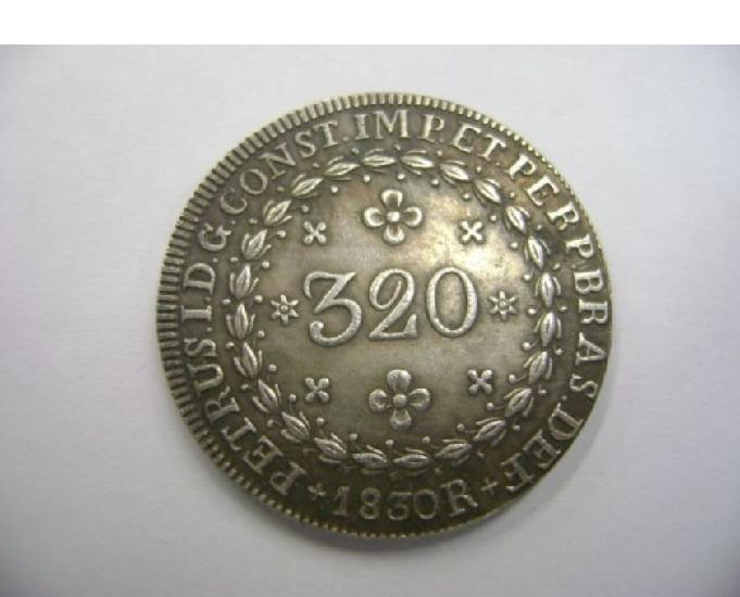Compro moedas antigas prata 1.693 a 1.849 pg r$200,00 cada