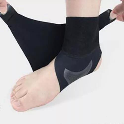 Esporte ajustável apoio tornozelo pressurizado wraps