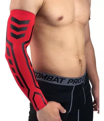 Esporte skin braço luva refrigeração uv capa protetora