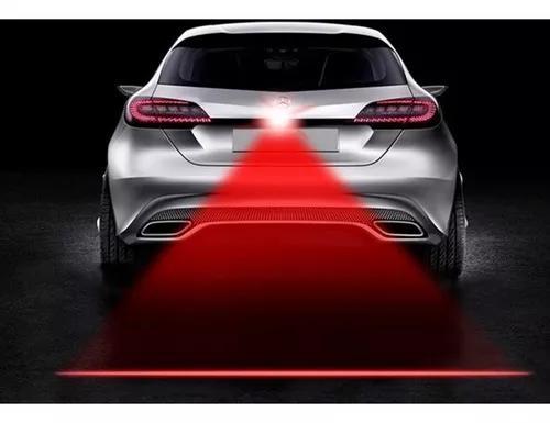Led laser anti-colisao automotivo neblina ou chuva