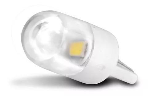 Lâmpada pingo t10 w5w 1 polo 24v 2w aplica lanterna painel