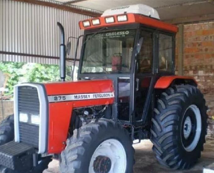 Mf 275 4x4 ano 2001