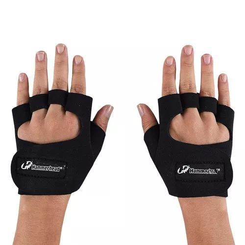Protetor de palma neoprene hammerhead adulto esporte fitness