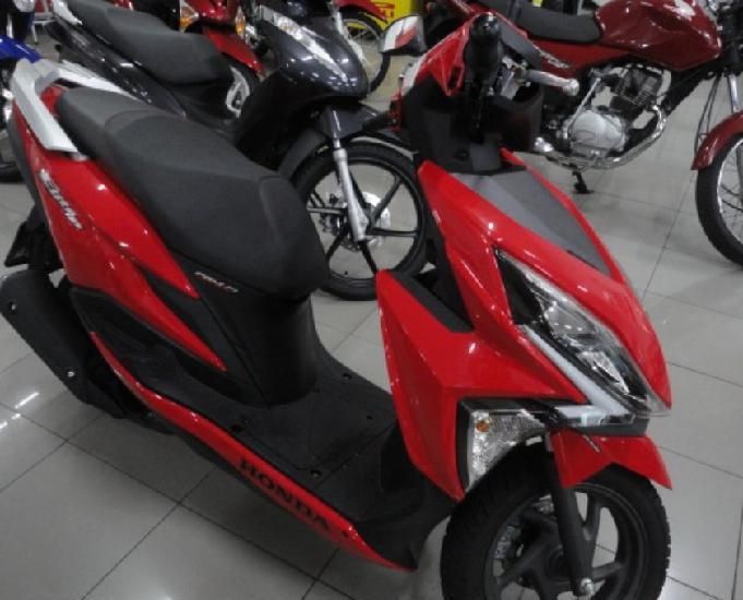 Elite 125 vermelha