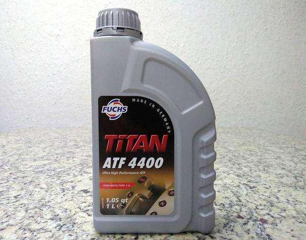 Leo para câmbio automático fuchs atf 4400 (100%