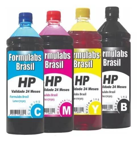 4 litros refil de tinta para multifuncional hp ink tank 316
