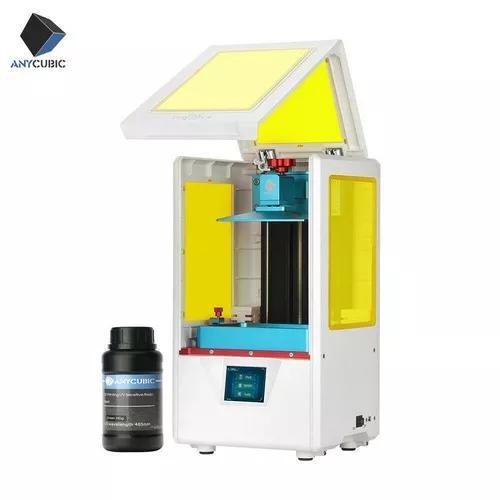 Anycubic photon [s] impressora 3d + 500ml resina p/ entrega