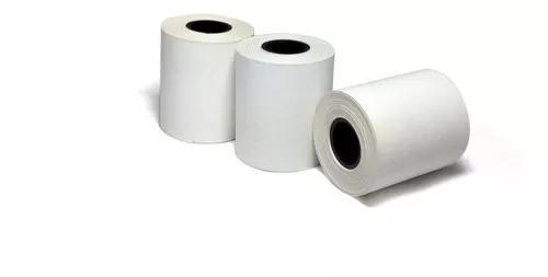 Bobina papel térmico para impressora bluetooth 58mm 50
