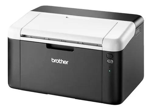Impressora brother laser monocromática hl-1202 nova/nf-e