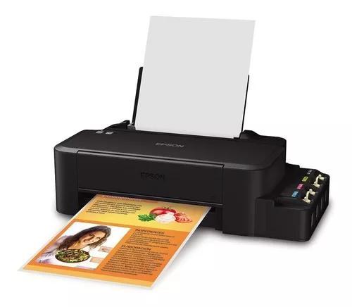 Impressora ecotank epson l120 - c/ tintas - 12x s/ jur