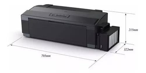 Impressora epson tanque de tinta a3 l1300 ecotank c/ corante