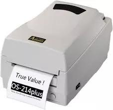 Impressora térmica de etiquetas argox os-214 plus +
