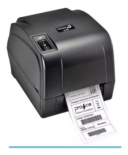 Impressora térmica de etiquetas b