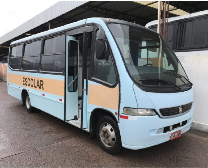 Micro ônibus urbano marcopolo senior mb lo814 1999 r$