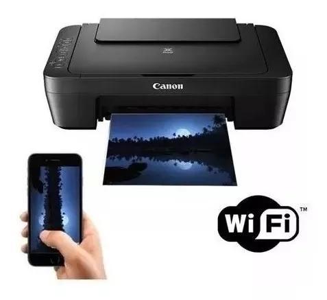 Multifuncional canon mg3010 wifi impressora copiadora scaner