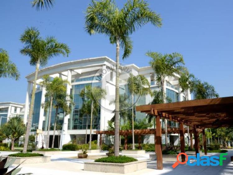 Sala comercial 220m², O2 Corporate & Offices - Barra da Tijuca