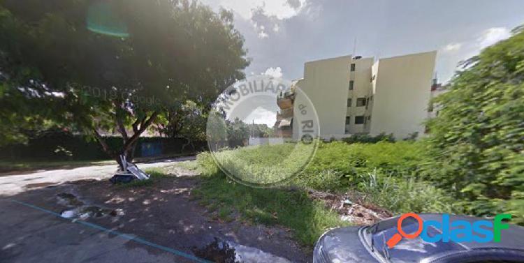 Terreno Padrão 711m², Recreio dos Bandeirantes Gleba A - RJ 1
