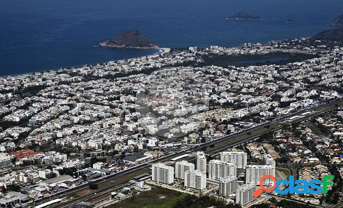 Terreno Padrão 711m², Recreio dos Bandeirantes Gleba A - RJ 2