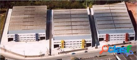 Centro industrial cotia - galpões no km 28 e no km 43 da raposo tavares