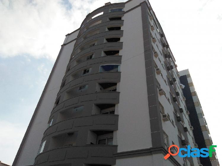 Apartamento em barreiros com 2 dormitórios suíte sacada com churrasqueira