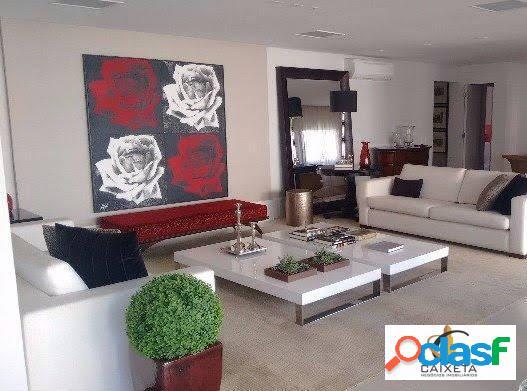 Apartamento em alphaville mobiliado condomínio essência