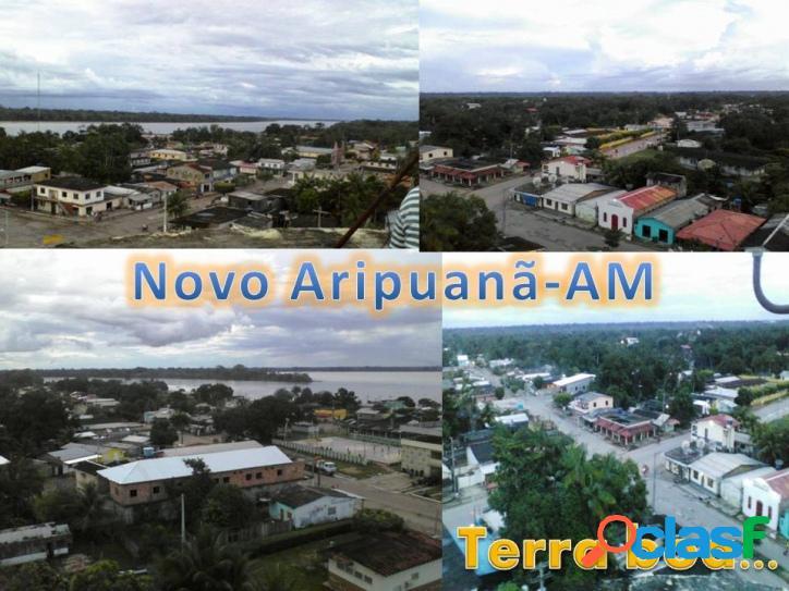 Terreno c/ 90 ha em novo aripuanã - faça sua proposta!