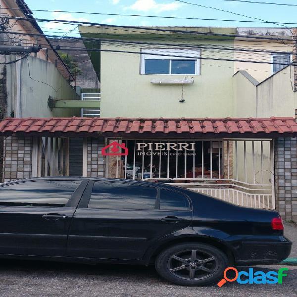 Sobrado na Vila Pirituba para venda, 3 dorms e dorm empregada