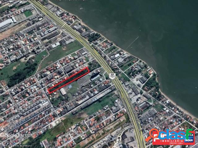 Terreno urbano com área de 8.324,01m², venda direta, bairro nossa serraria, são josé, sc - assessoria gratuita na pinho