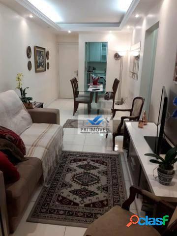 Apartamento para alugar, 90 m² por R$ 2.500,00/mês - Ponta da Praia - Santos/SP 2