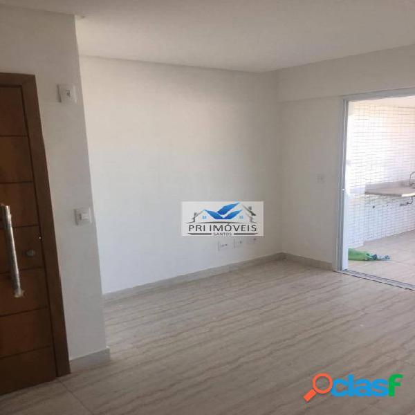 Apartamento à venda, 190 m² por R$ 750.000,00 - Vila Caiçara - Praia Grande/SP 2