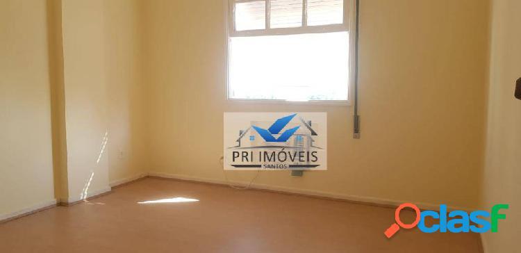 Apartamento para alugar, 117 m² por R$ 3.000,00/mês - Gonzaga - Santos/SP 3