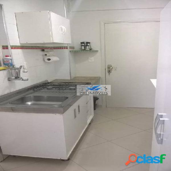 Kitnet à venda, 30 m² por R$ 163.000,00 - José Menino - Santos/SP 3
