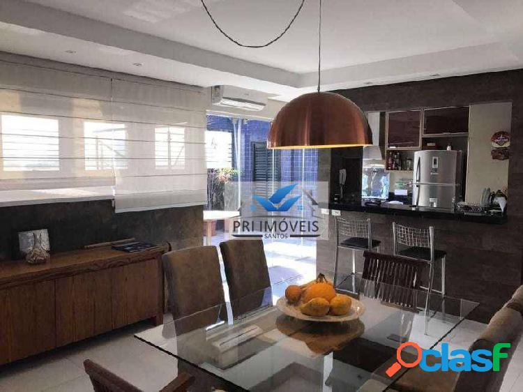 Cobertura à venda, 260 m² por R$ 1.600.000,00 - Ponta da Praia - Santos/SP 1