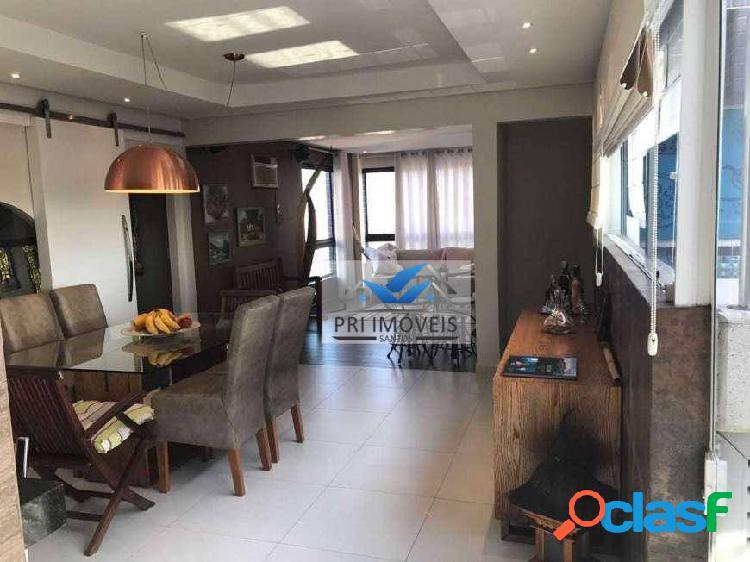 Cobertura à venda, 260 m² por R$ 1.600.000,00 - Ponta da Praia - Santos/SP 3