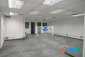 Loja para alugar, 600 m² por r$ 16.000,00/mês - vila nova - santos/sp