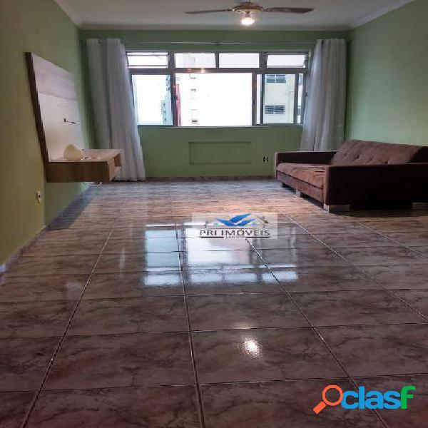 Apartamento à venda, 61 m² por r$ 290.000,00 - pompéia - santos/sp