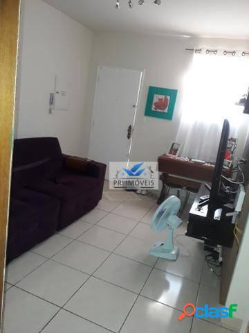 Apartamento à venda, 70 m² por r$ 275.000,00 - josé menino - santos/sp