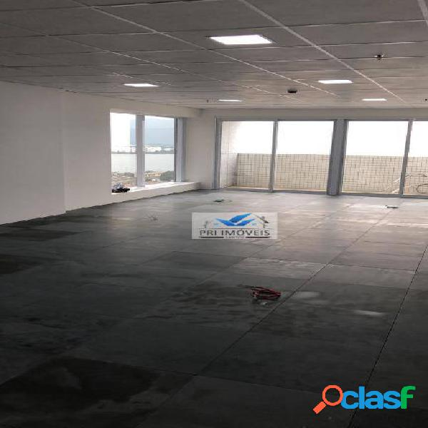 Sala à venda, 150 m² por r$ 1.500.000,00 - centro - santos/sp