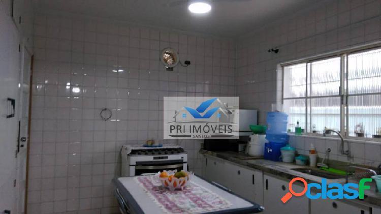 Sobrado à venda, 293 m² por R$ 2.000.000,00 - Aparecida - Santos/SP 2