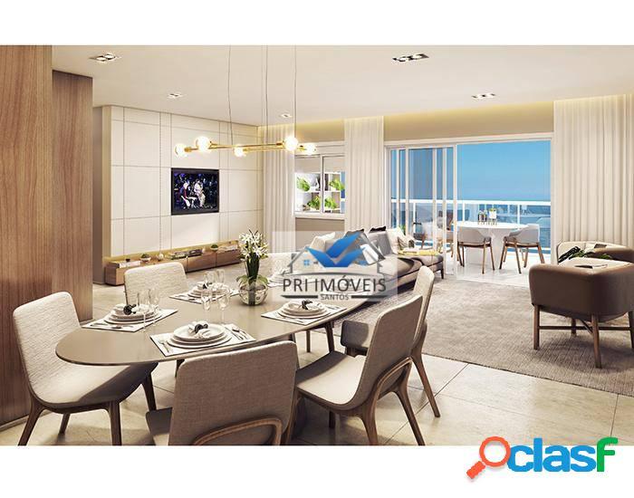 Apartamento à venda, 143 m² por R$ 956.500,51 - Vila Rica - Santos/SP 1