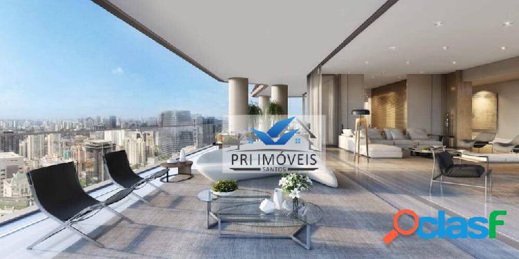 Apartamento garden à venda, 913 m² por r$ 25.939.000,00 - itaim bibi - são paulo/sp