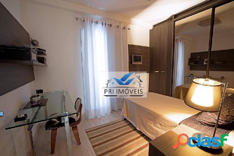Apartamento à venda, 125 m² por R$ 840.000,00 - Ponta da Praia - Santos/SP 1