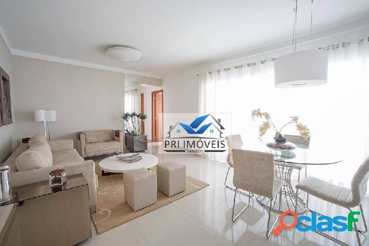 Apartamento à venda, 125 m² por R$ 840.000,00 - Ponta da Praia - Santos/SP 2